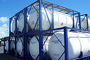 ISO Tank Hire - Short or Long-Term Hire at Fluidex