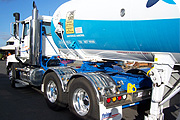 Gas Tankers - Bulk Gas Transportation Services at Fluidex
