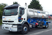 Mini Tankers - Bulk Liquid Transportation Services at Fluidex